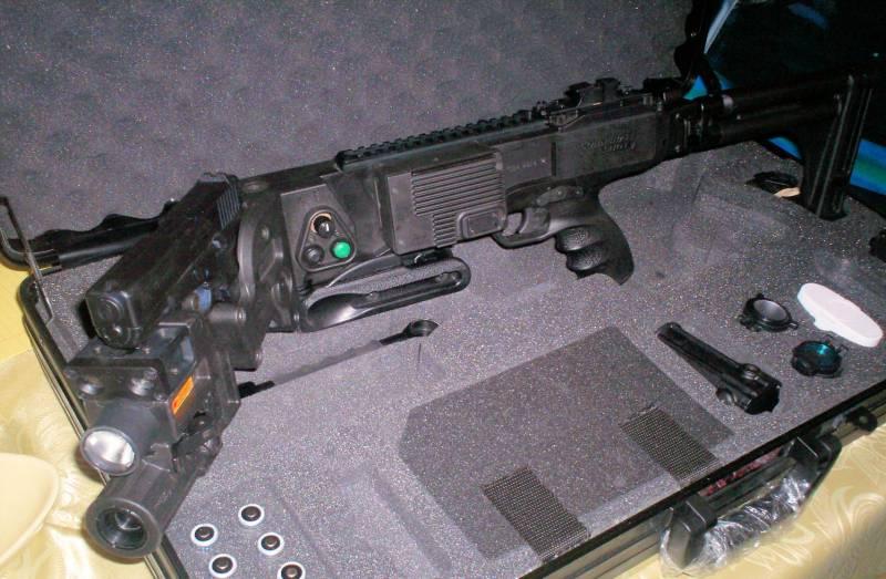 Ствол из-за угла. Технология стрельбы, которая пугает американцев